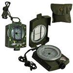 Custom Metal Prismatic Compass, Military Model