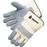 Quality Split Cowhide Palm Gloves