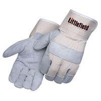 Economy Split Cowhide Work Gloves