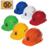 Low Profile Cap Hard Hat W/4 Point Pinlock Suspension