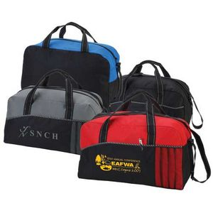 Travel Duffel Bag w  Webbed Carry Handles - BS3027 - IdeaStage Promotional  Products 215c1c8b6bc04
