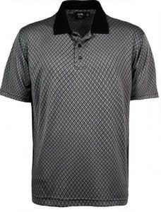 e58b2928ec Men's Diamond Jacquard Polo Shirt