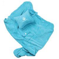 Nap Set w/ Travel Pillow & Blanket w/ Pocket