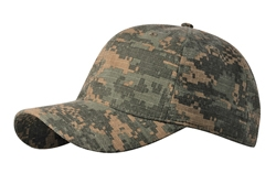 6e71ed746ab Digital Camo Ball Cap - CF6157 - IdeaStage Promotional Products