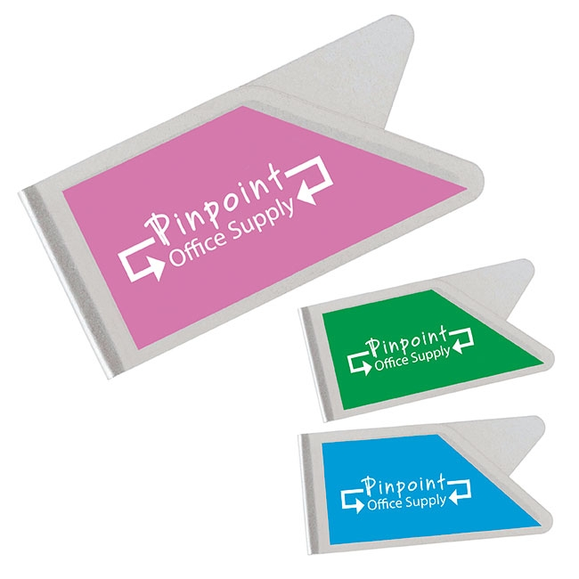 Promoclip Paper Clip - 1 Colour Imprint