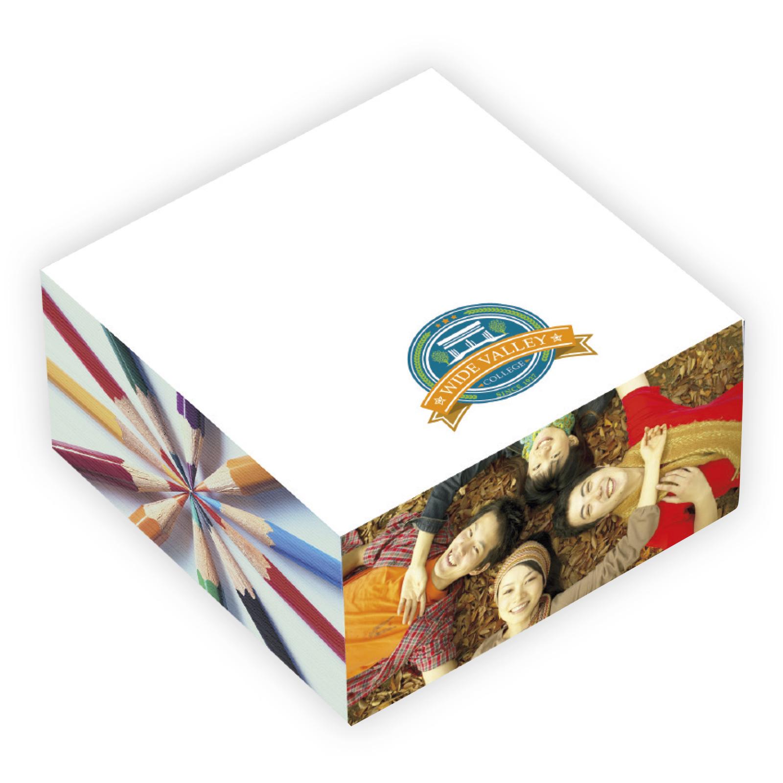BIC Adhesive Cube Pad (3