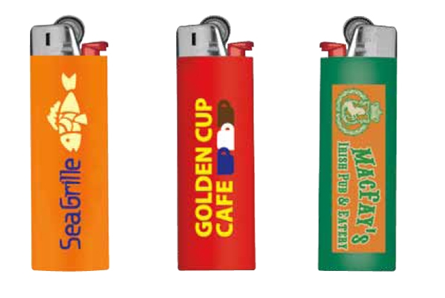 BIC J26 Maxi Lighter - 1 Colour Imprint