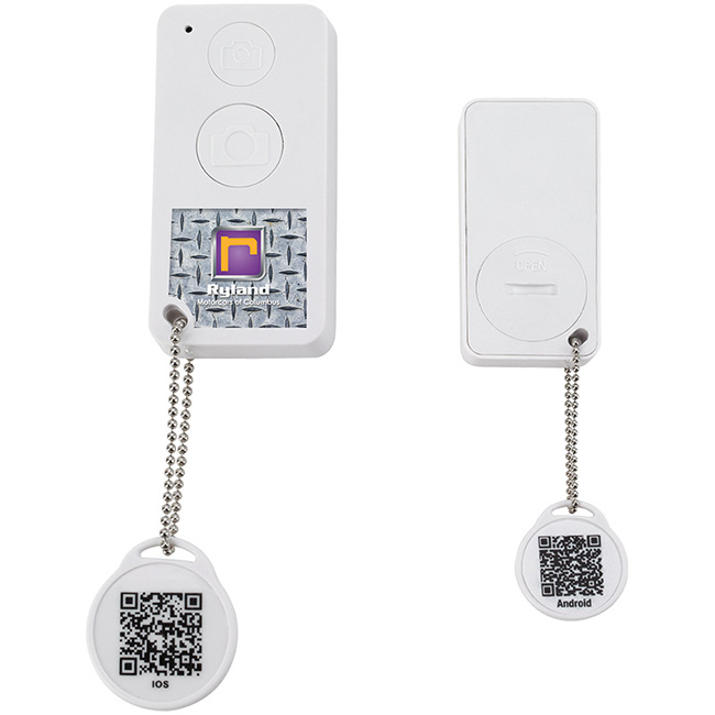 Self Snap Photo Remote - 1 Colour Imprint