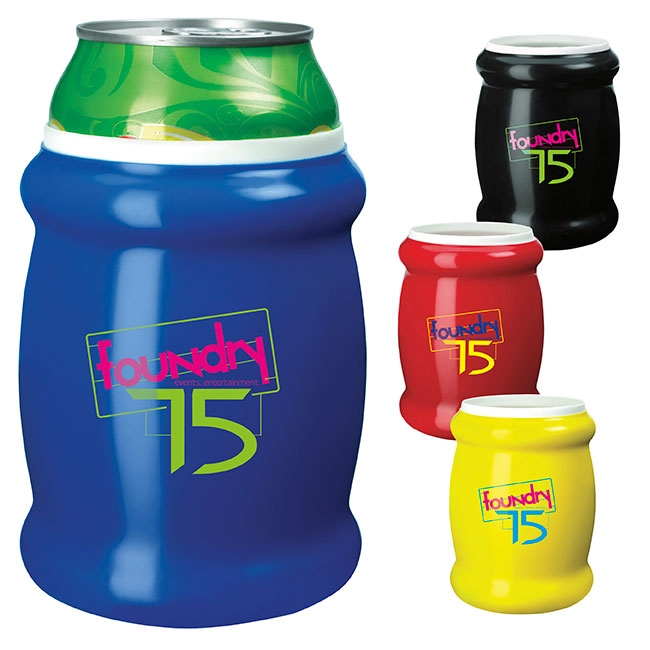 Koozie Reflections Can Kooler - 1 Colour Imprint, #45117