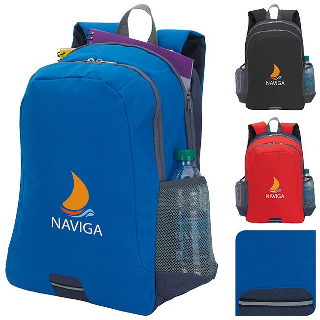 Sport Backpack - 1 Colour Imprint