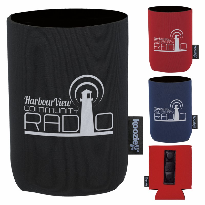 Magnetic Koozie Can Kooler - 1 Colour Imprint, #46088