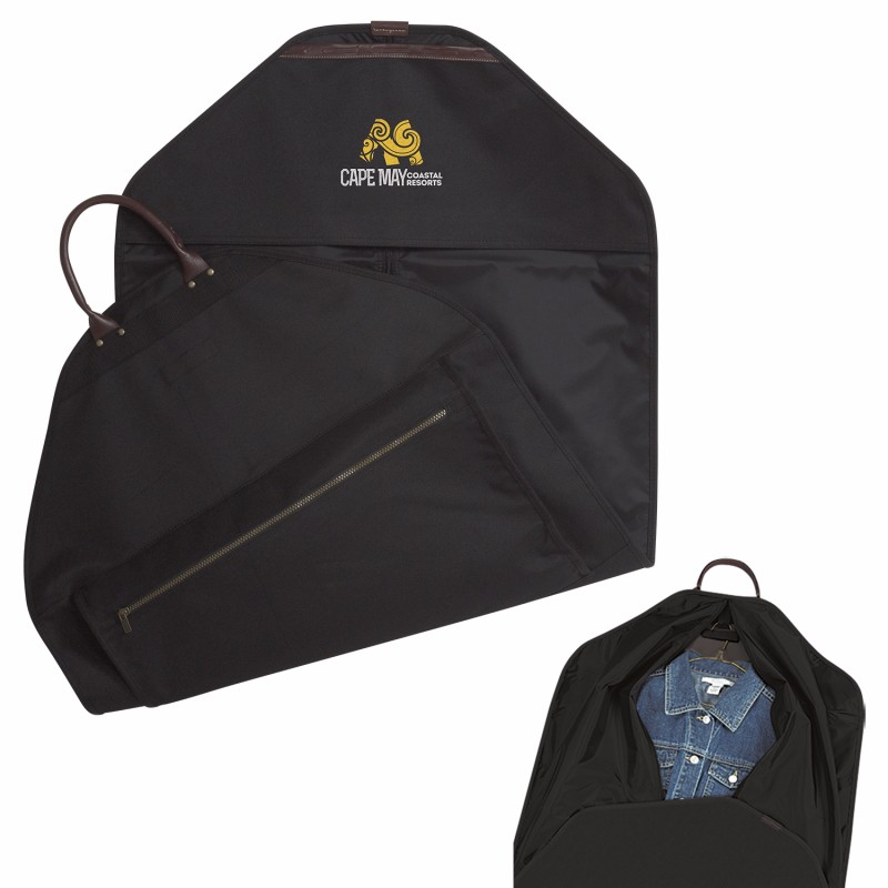 Atchison Plaza Meridian Garment Bag - 1 Colour Imprint