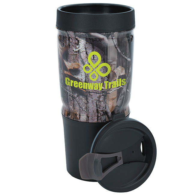 24 Oz. bubba Realtree Tumbler - 1 Colour Imprint