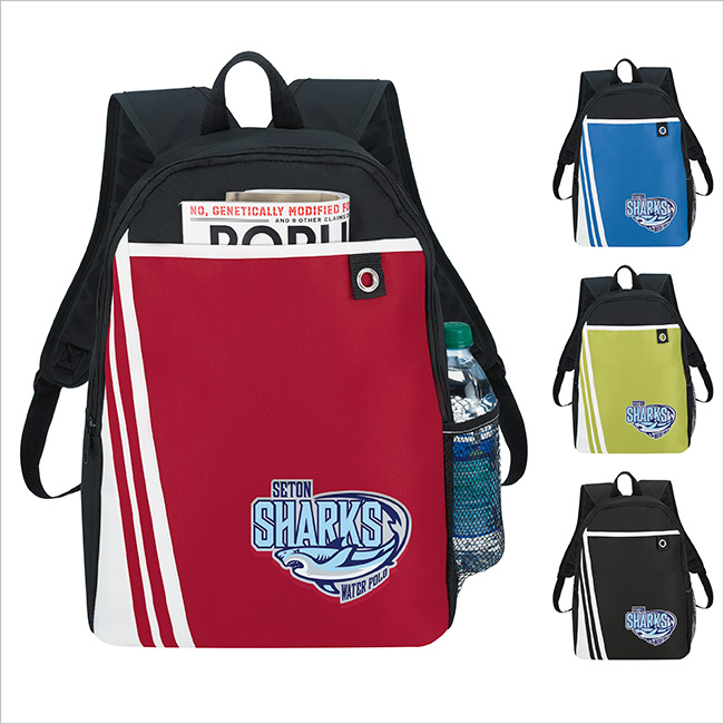 Atchison Winners Take All Backpack - 1 Colour Imprint