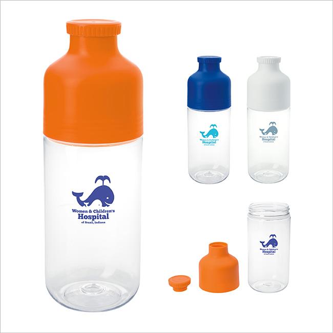 23 Oz. Serendipity Bottle - 1 Colour Imprint