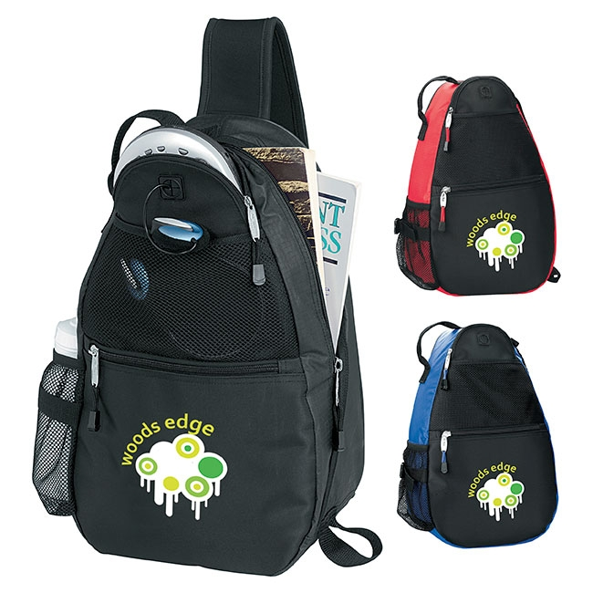Solo Backpack - 1 Colour Imprint