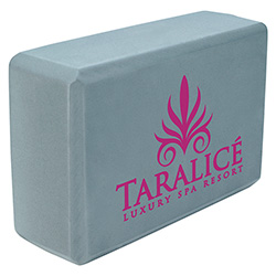 Yoga Block - 1 Colour Imprint