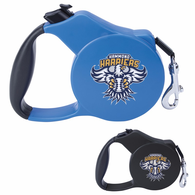 Retractable Pet Leash, #26196, Full Colour Imprint