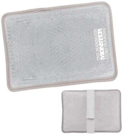 Plush Rectangular Hot/ Cold Pack - 1 Colour Imprint