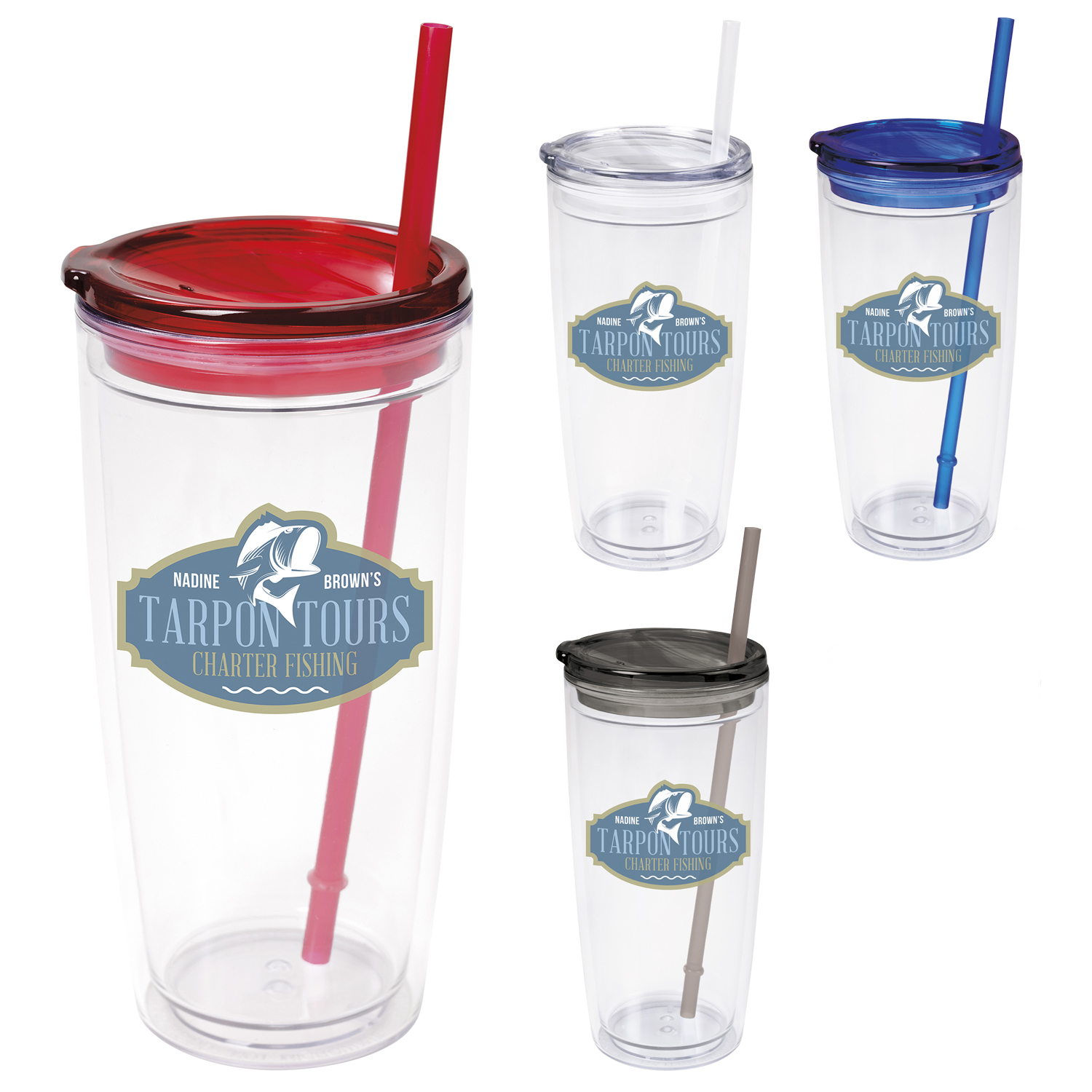 22 Oz. Freezie Tumbler - 1 Colour Imprint, #46115