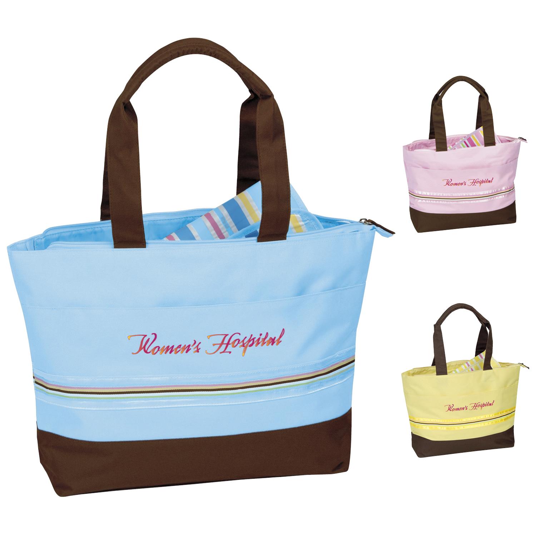 Diaper Bag - 1 Colour Imprint