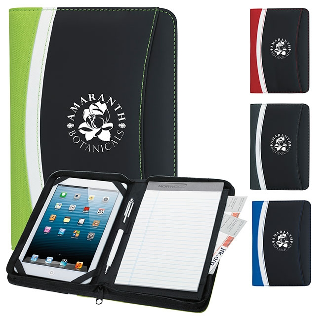 Atchison e-Mini Color Curve Tablet Holder - 1 Colour Imprint