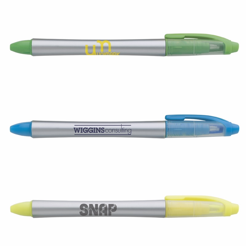 GoodValue Letty Highlighter Pen Combo, #55923, 1 Colour Imprint