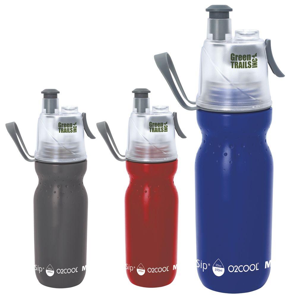 O2Cool 20 Oz. ArcticSqueeze Classic Bottle - 1 Colour Imprint
