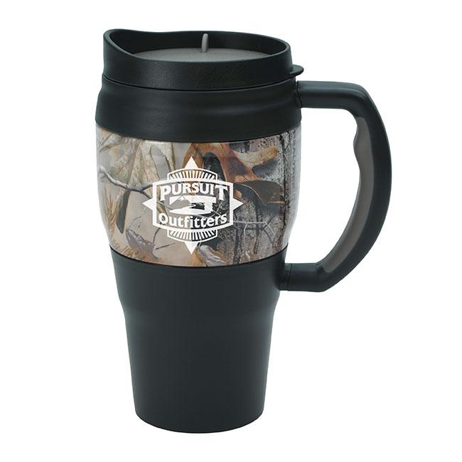 20 Oz. Realtree Camouflage Bubba Mug - 1 Colour Imprint