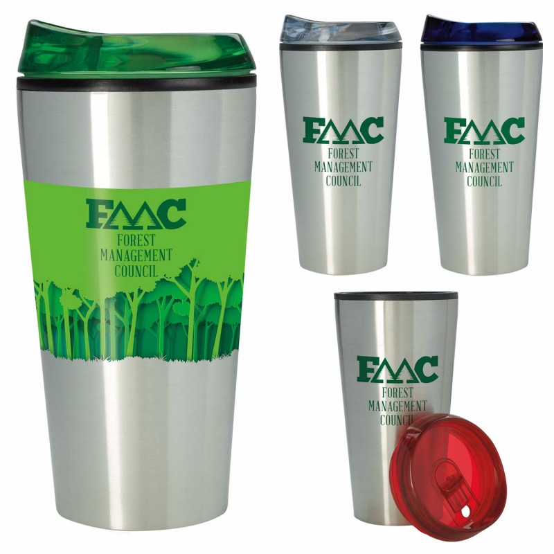 16 Oz. Tough Tumbler - 1 Colour Imprint, #46101