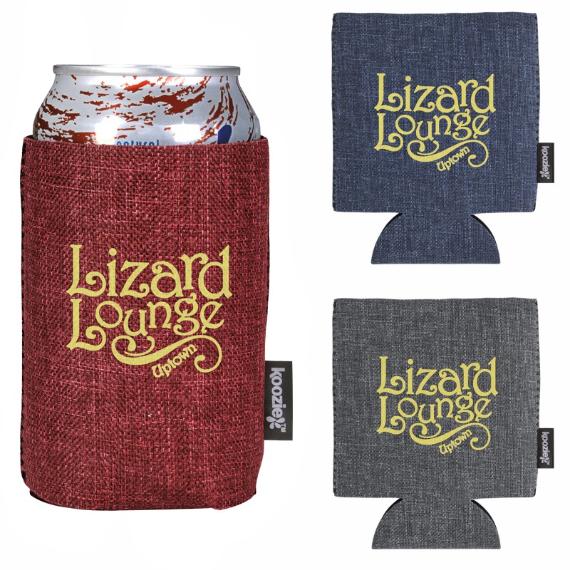 Koozie 2-Tone Collapsible Individual Can Kooler, #46209, 1 Colour Imprint