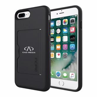 Incipio Stowaway Phone Case 7Plus - 1 Colour Imprint