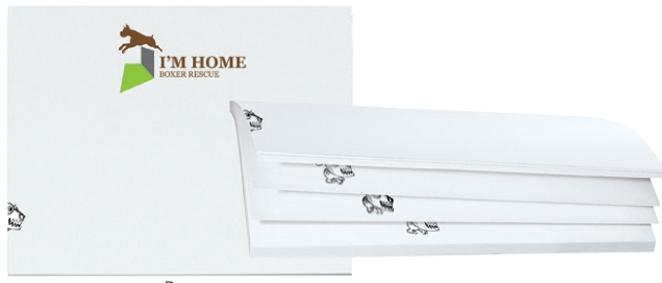 BIC Motion 25 Sheet Adhesive Notepad - Full Colour Imprint