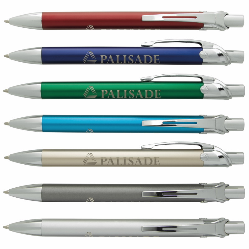 BIC Select Emblem Metal Pen - 1 Colour Imprint, #EMBM