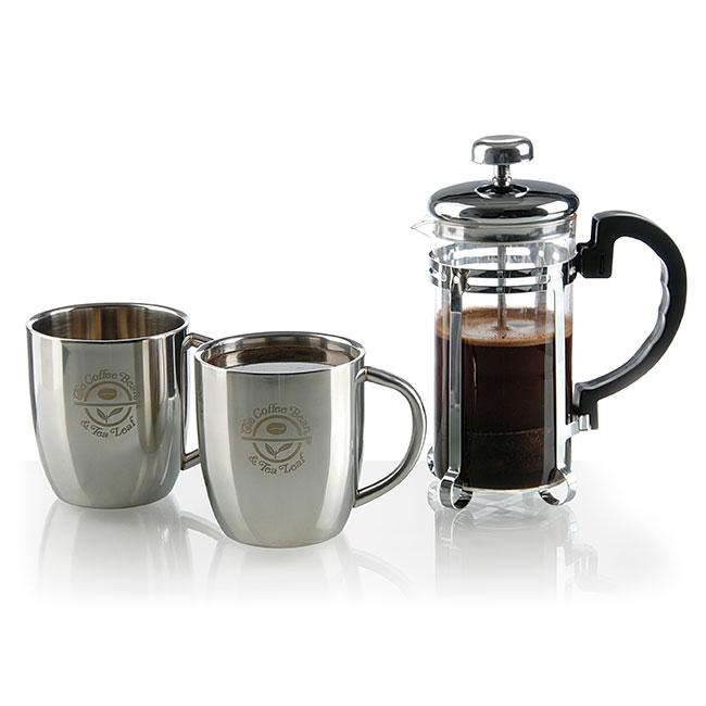 Personal Espresso Set - Laser Engraved Imprint