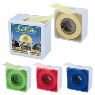 Good Value Memo Tape Dispenser - 1 Colour Imprint