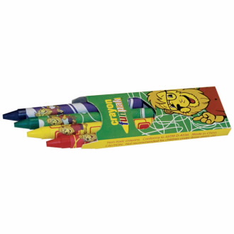 Crayon Fun Pack, #40697, 1 Colour Imprint