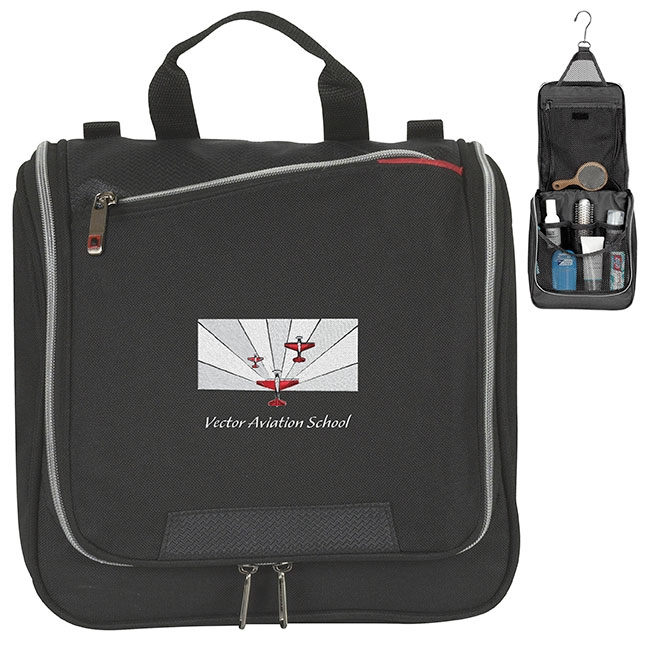 Atchison King of the Road Bag - 1 Colour Imprint