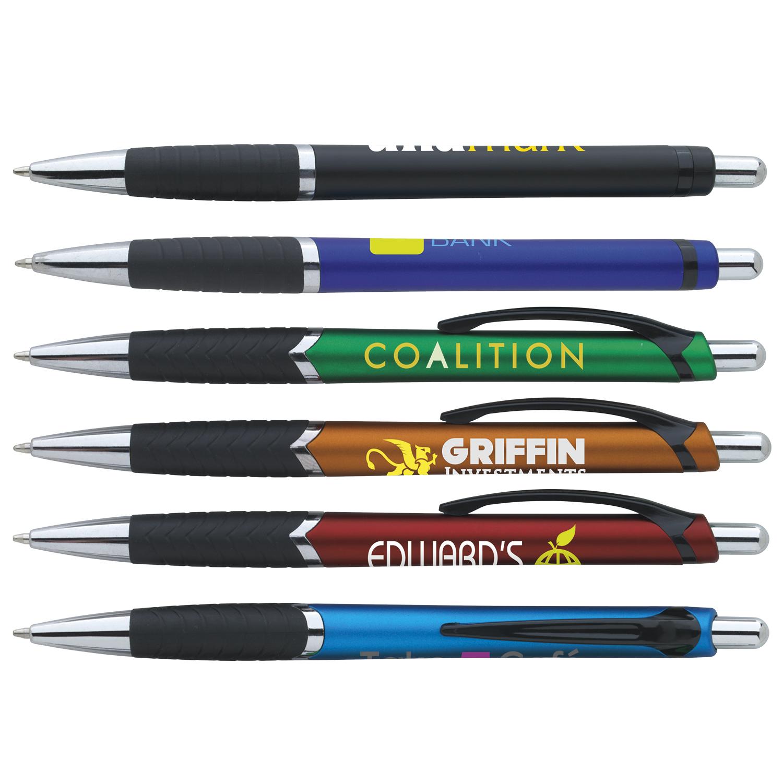 Arrow Metallic Pen - 1 Colour Imprint