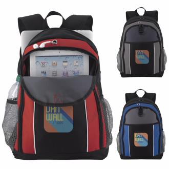 Atchison Sharp Computer Backpack - 1 Colour Imprint
