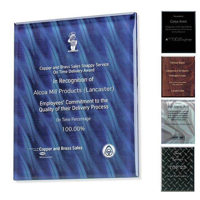 Jaffa Trillinnium Award Plaque (8