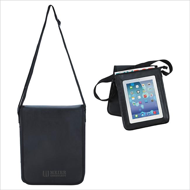 Tablet Touch E-Messenger - Debossed Imprint