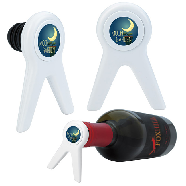 Good Value Easy Open Wine Cork - 1 Colour Imprint