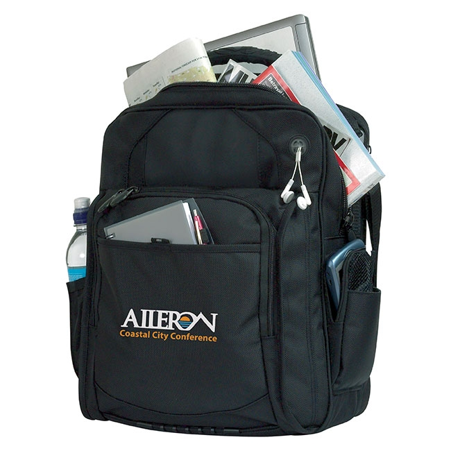 Atchison Ballistic Compu-Brief-Pack - 1 Colour Imprint, #AP5940