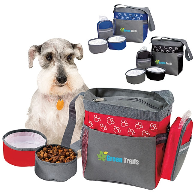 Pet Accessory Bag - 1 Colour Imprint, #45730