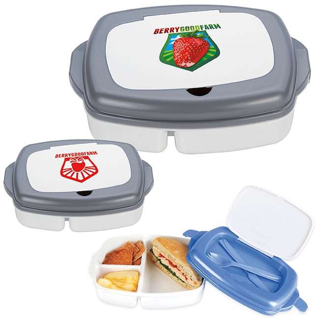 Cool Gear Lunch To Go Container - 1 Colour Imprint