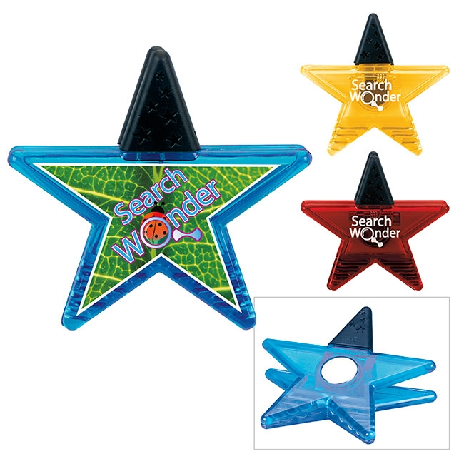 Star Clip - 1 Colour Imprint