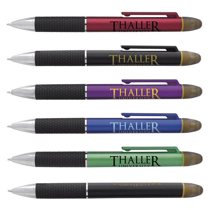 Good Value Pixie Highlighter Pen, #55893, 1 Colour Imprint