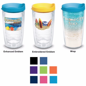 16 Oz. Tervis Tumbler, #46244, Full Colour Imprint