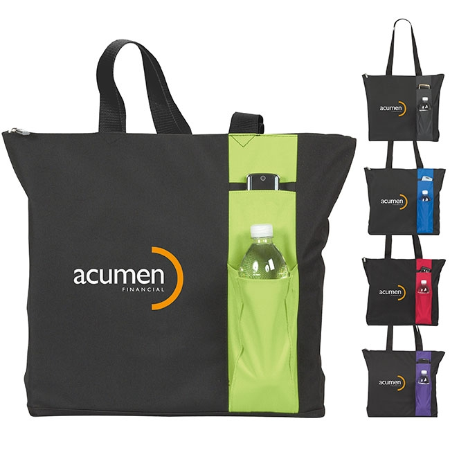 Atchison Intelli-Tote Bag - 1 Colour Imprint